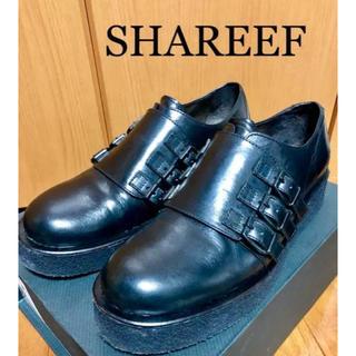 シャリーフ(SHAREEF)のSHAREEF シャリーフ  TRIPLE MONK RUBBER SOLE(ドレス/ビジネス)