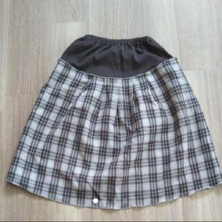 ムジルシリョウヒン(MUJI (無印良品))の無印良品 マタニティスカート(マタニティウェア)
