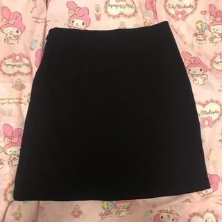ジーユー(GU)のgu 台形スカート(ミニスカート)