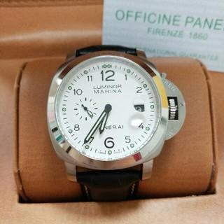 オフィチーネパネライ(OFFICINE PANERAI)のパネライ ルミノール 1950 3デイズ アッチャイオ PAM00499(腕時計(アナログ))