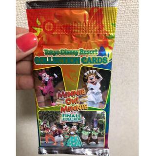 ディズニー(Disney)のディズニー ミニーオーミニー コレクションカード(カード)