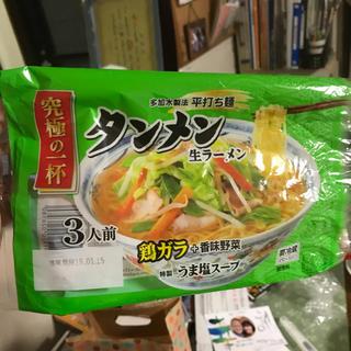タンメン(インスタント食品)
