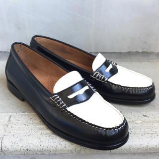 ジーエイチバス(G.H.BASS)の極美品❗️《G.H.BASS》人気カラー WAYFARER 7M(ローファー/革靴)