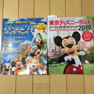 ディズニー(Disney)のパーフェクトガイドブック 東京ディズニーランド 2019 ディズニーシー2013(地図/旅行ガイド)
