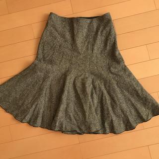 ジャイロ(JAYRO)のJAYRO  ツイード マーメイド スカート(ひざ丈スカート)