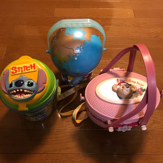 Disney - ディズニー ポップコーンバケット