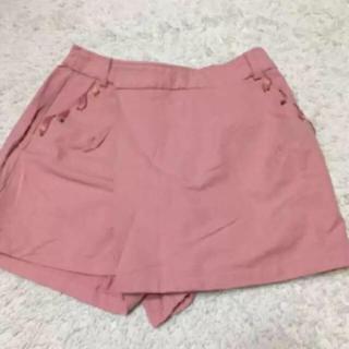 トゥララ(TRALALA)のラップスカート風ズボン(キュロット)