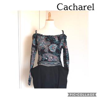 キャシャレル(cacharel)のCacharel SILK ブラウス(シャツ/ブラウス(長袖/七分))