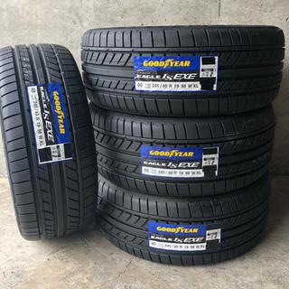 グッドイヤー(Goodyear)の新品 国産 19インチ 245/40R19 4本セット グッドイヤーLSEXE(タイヤ)