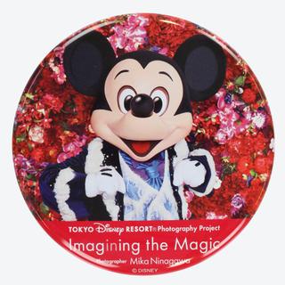 Disney - ミッキー 缶バッジ イマジニング ザ マジック 蜷川実花