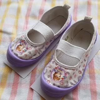 ディズニー(Disney)の女の子 上靴 16センチ(スクールシューズ/上履き)