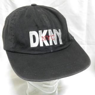 ダナキャランニューヨーク(DKNY)のDKNY NYC ダナ・キャラン キャップ デッドストック 90s (キャップ)