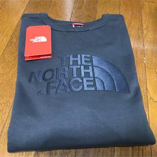 THE NORTH FACE - 【お買い得商品】ノースフェイス スウェット グレー  海外Mサイズ 日本未発売