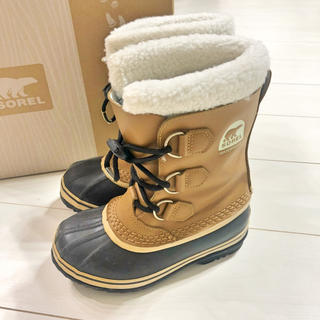 ソレル(SOREL)のソレル SOREL  19cm スノーブーツ(ブーツ)