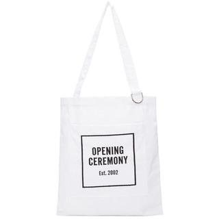 オープニングセレモニー(OPENING CEREMONY)の正規品 新品未使用 オープニングセレモニートートバッグ(トートバッグ)