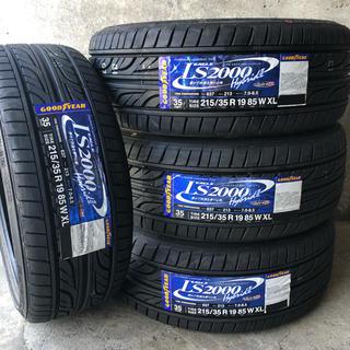 グッドイヤー(Goodyear)の新品 国産 19インチ 215/35R19 4本セット グッドイヤーLS2000(タイヤ)