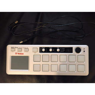Vestax Pad One MIDIコントローラー(MIDIコントローラー)