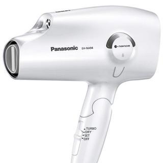 Panasonic - Panasonic(パナソニック) ヘアドライヤー ナノケア 白 ホワイト