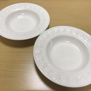 ウェッジウッド(WEDGWOOD)のウエッジウッド フェスティビティ スープ皿2枚セット【WEDGWOOD】(食器)