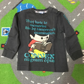 コンベックス(CONVEX)のロンT Tシャツ コンベックス 95cm(Tシャツ/カットソー)