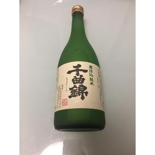 寒仕込純米酒 千曲錦(日本酒)