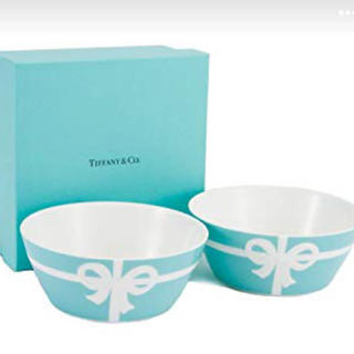 ティファニー(Tiffany & Co.)のティファニー  ボウル 食器(食器)