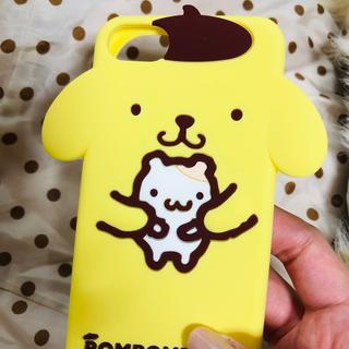 ポムポムプリン - ポムポムプリン iPhoneケース☆*。
