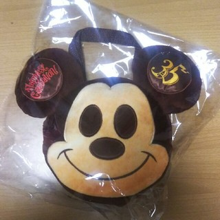 Disney - ミッキーパン  スーベニアケース(バッグ)   グランドフィナーレ