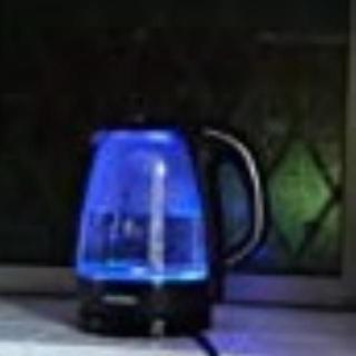 電気ケトル 瞬間湯沸かし器 1.2L大容量(電気ケトル)