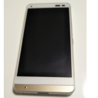 キョウセラ(京セラ)の[中古]Android スマートフォン 京セラ DIGNO L  KYV36(スマートフォン本体)