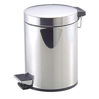 パール金属 ゴミ箱 ふた付き ステンレス ペダル ペール カリス2   5L(ごみ箱)