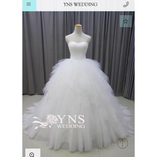 ヴェラウォン(Vera Wang)の専門店クリーニング済♡3点set YNS ボリューミー プリンセス WD(ウェディングドレス)