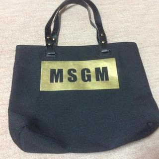 エムエスジイエム(MSGM)のmsgm トートバッグ(トートバッグ)