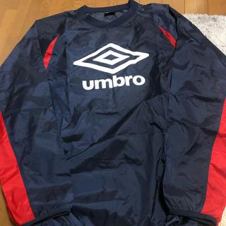 umbro(紺色と赤色セット売り)