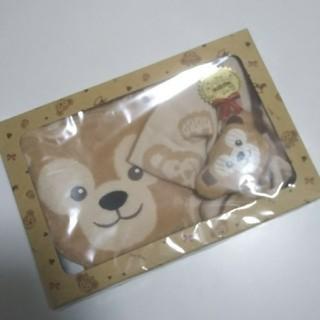 Disney - 【新品】ダッフィー ギフトセット スタイ 入り   出産準備 に!ディズニー
