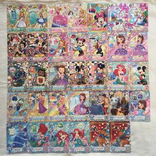ディズニー(Disney)のカード34枚まとめ売り*ディズニー*マジックキャッスル(カード)