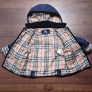 BURBERRY - 【中古】BURBERRY バーバリー キルティングジャケット サイズ:100