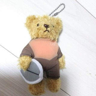 アウディ(AUDI)のAudi  熊人形ノベルティ(ノベルティグッズ)