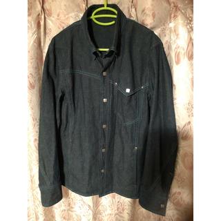ニコル(NICOLE)のNICOLEデニムシャツジャケット(Gジャン/デニムジャケット)