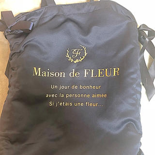 Maison de FLEUR - maison de fleur メゾンドフルール トートバッグ