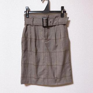 ジーユー(GU)の売り尽くし ジーユー タイトスカート(ひざ丈スカート)