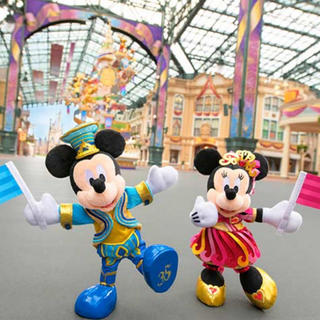 Disney - ディズニー35周年 ポージープラッシー ・グランドフィナーレ ぬいぐるみ