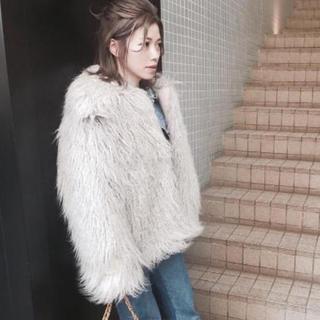 ステラマッカートニー(Stella McCartney)の最終値下げ ステラマッカートニー ファーコート(毛皮/ファーコート)