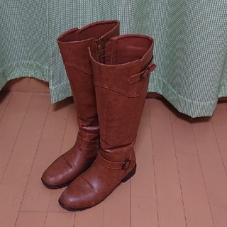 LLサイズ  ロングブーツ(ブーツ)