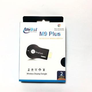 anycast m9 wifi ドングル HDMI ミラーリング テレビ ナビ(映像用ケーブル)