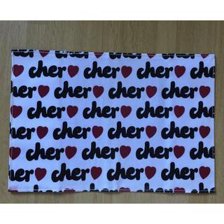 シェル(Cher)のcher シエル 手帳カバー 白(その他)