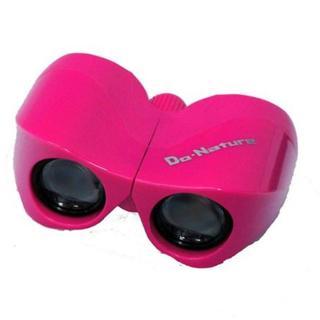 ☆送料無料★可愛い★オペラグラス 双眼鏡 8×22 8倍 22mm ピンク(その他)
