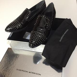 シガーソンモリソン(SIGERSON MORRISON)のSigerson Morrisonシガーソン モリソン シューズ(ローファー/革靴)