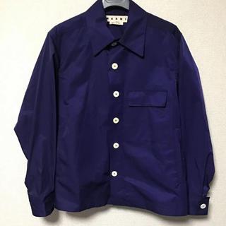 マルニ(Marni)の値下 MARNI シャツ ジャケット マルニ(ナイロンジャケット)