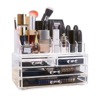 化粧品収納ボックス メイクケース引き出し 小物/化粧品入れ